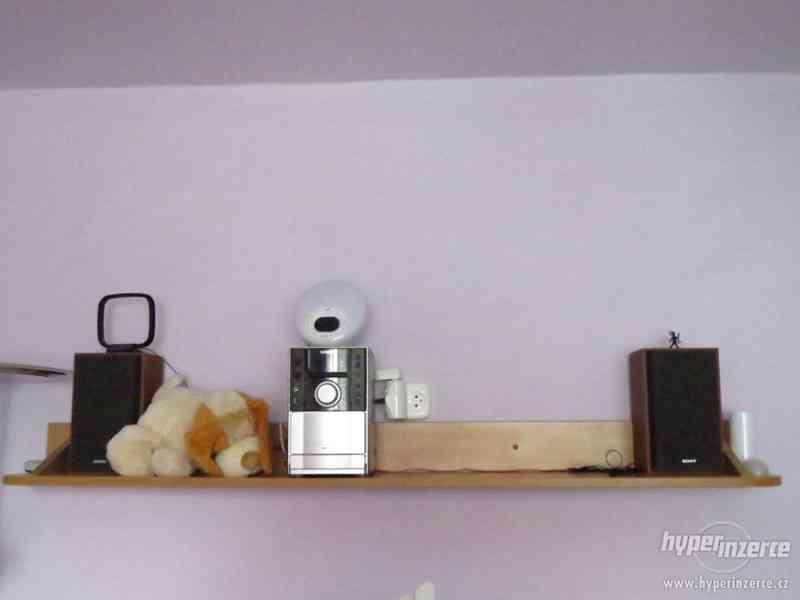Psací stůl rohový a skříň - foto 17