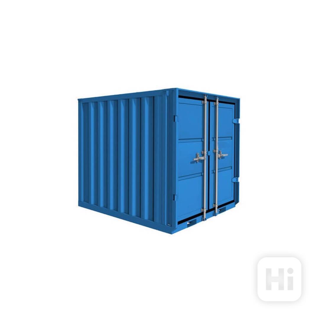 dostupný kontejner - foto 1