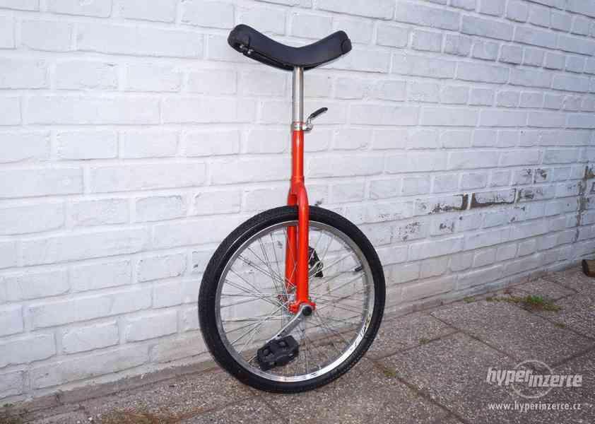 """Málo jetá jednokolka 20"""" monocykl jednokolo, bezvadný stav."""