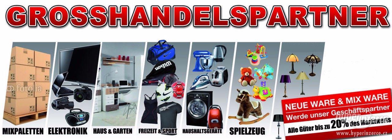 MIX zboží z Německa - bezkonkurenční ceny!