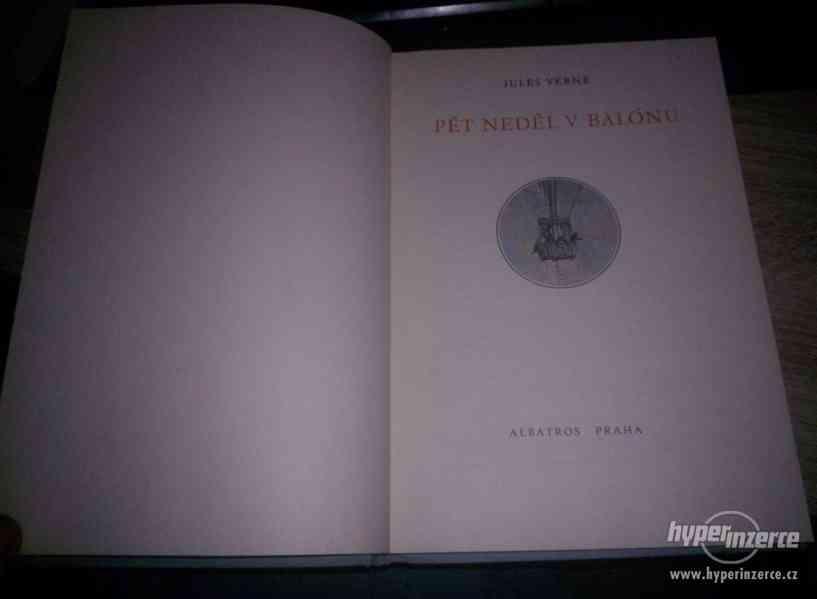 Jules Verne: PĚT NEDĚL V BALÓNU  / 1977 - foto 2