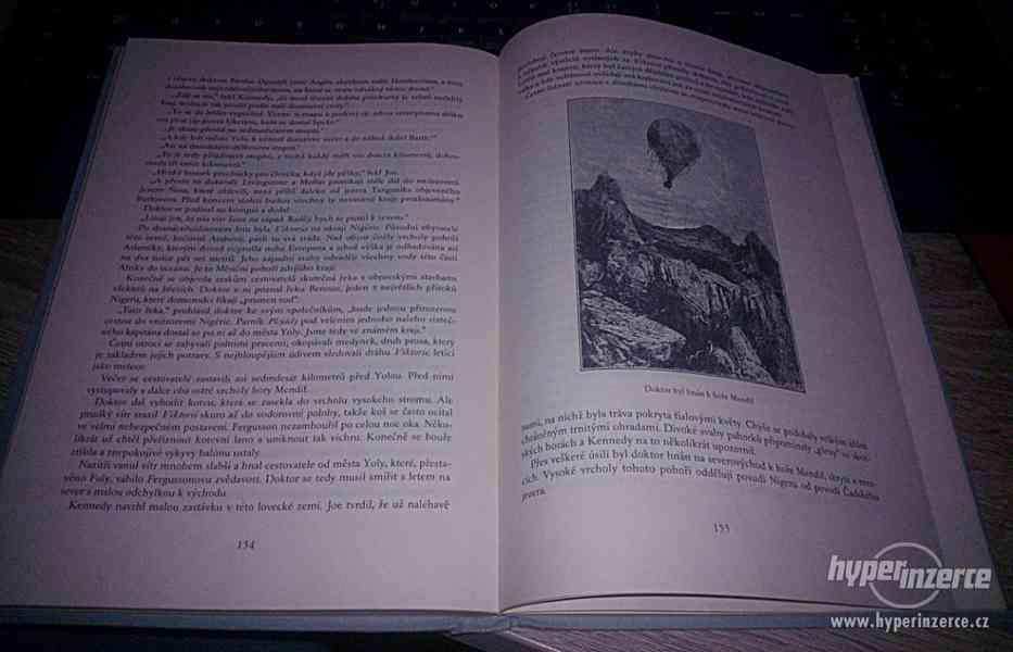 Jules Verne: PĚT NEDĚL V BALÓNU  / 1977 - foto 3