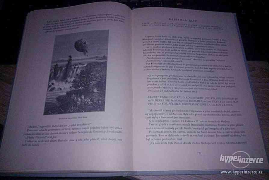 Jules Verne: PĚT NEDĚL V BALÓNU  / 1977 - foto 5