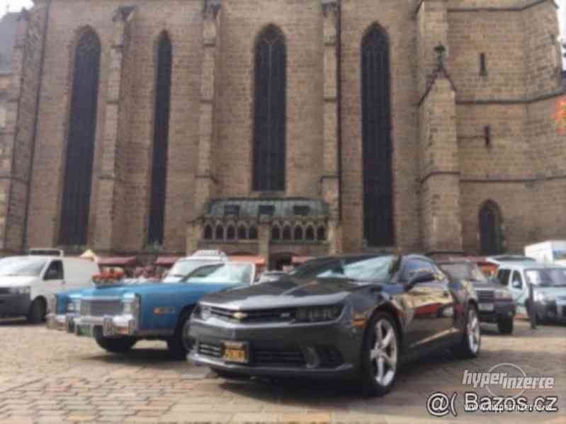 Chevrolet Camaro 3,7i RS 241 kw USA - foto 2