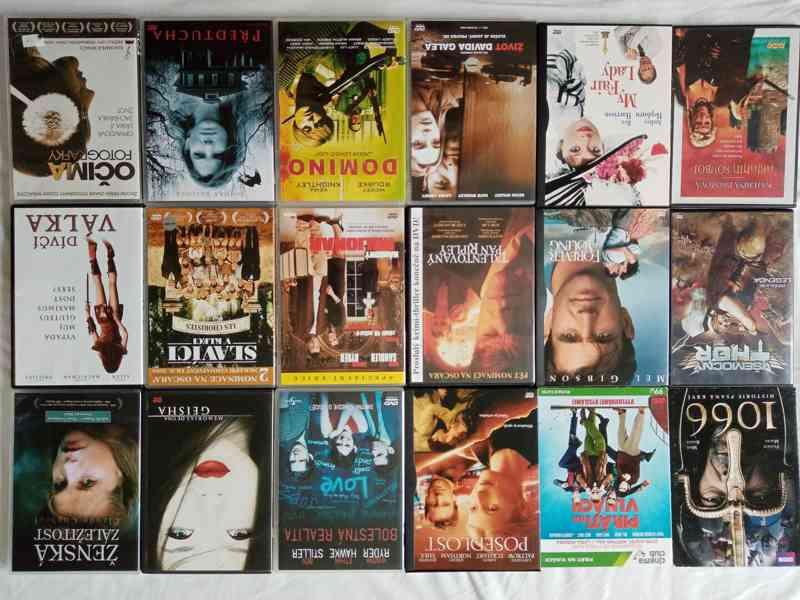 180orig.DVD vyznamných režisérů od 70 Kč - foto 10