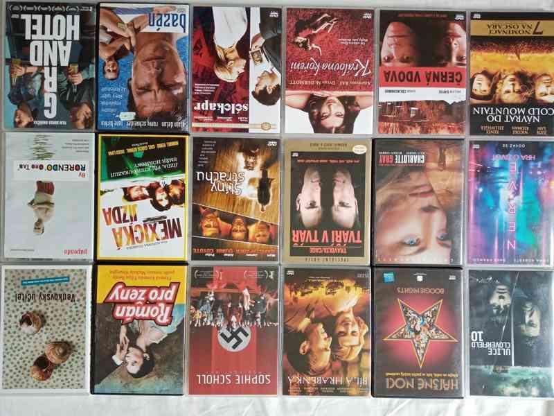 180orig.DVD vyznamných režisérů od 70 Kč - foto 9