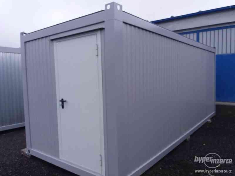 Obytný kontejner ( stavební buňka )