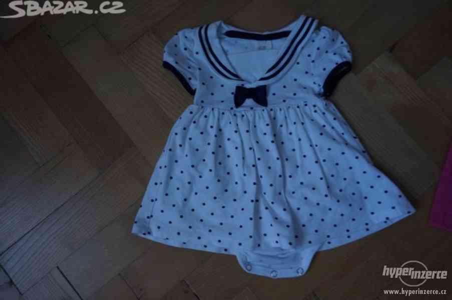 šaty na holčičku vel.62-68