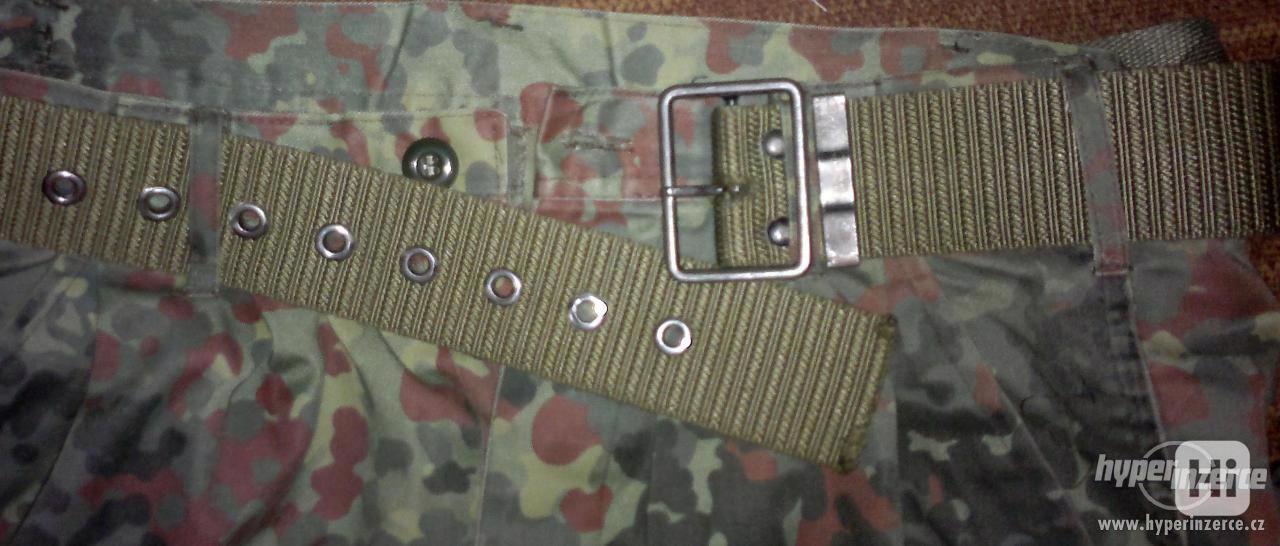 Opasek vz. 95 typ M9 originál ČR - foto 10