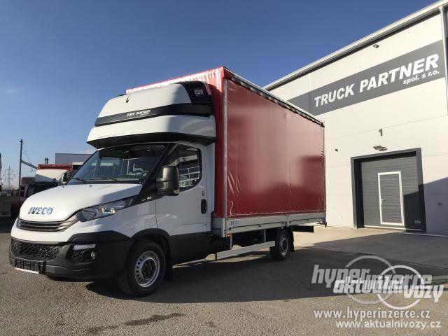 Prodej užitkového vozu Iveco Daily