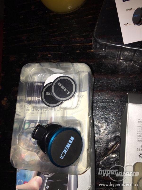 Držák na telefon - Magnetický (univerzální) - foto 5