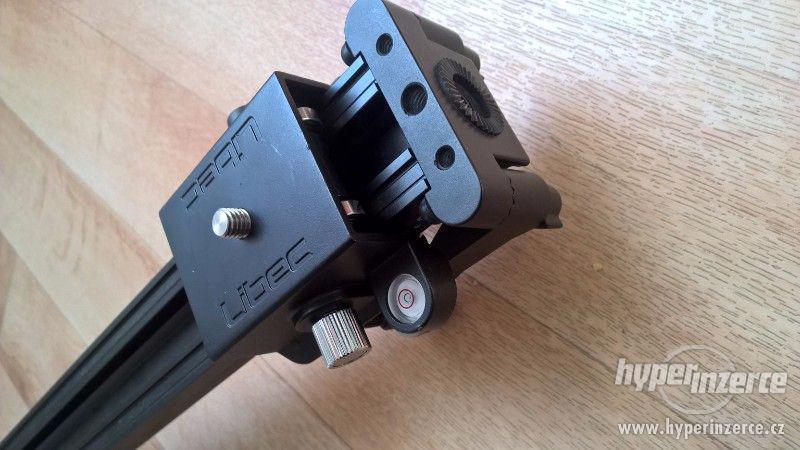 Libec ALX S8-slider 800 mm+transportní brašna - foto 2
