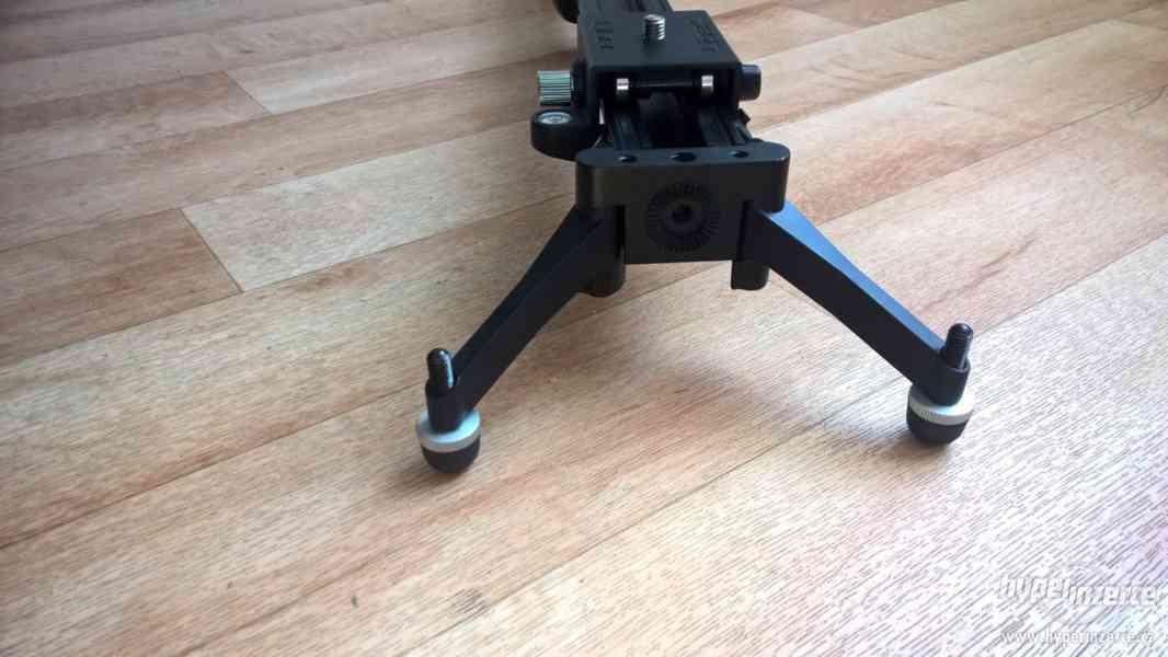 Libec ALX S8-slider 800 mm+transportní brašna - foto 3