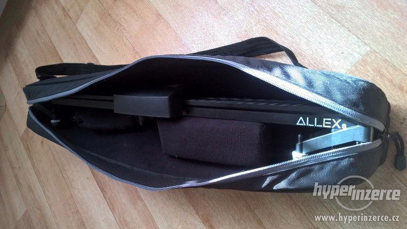 Libec ALX S8-slider 800 mm+transportní brašna - foto 5