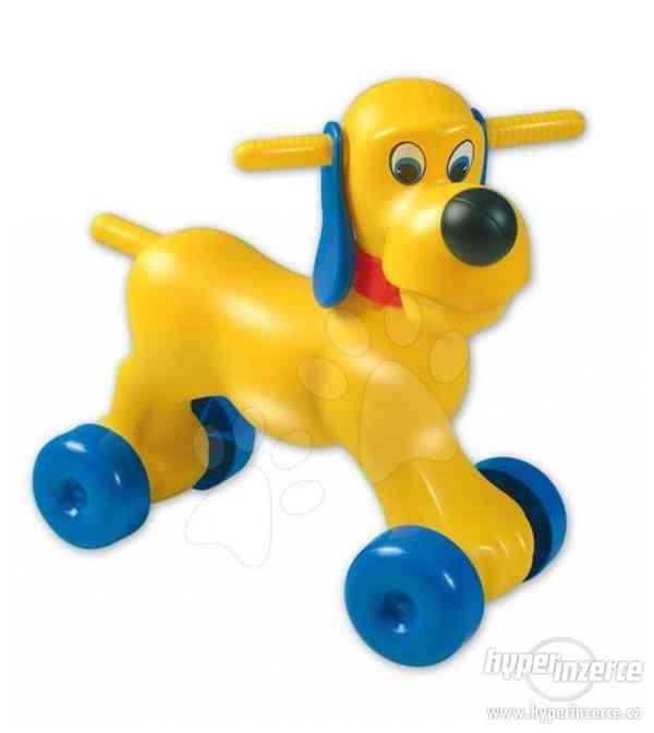 Dětské odrážedlo pes Pluto