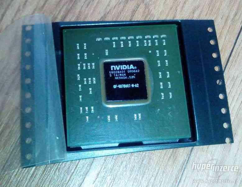 Chip do GF 7600 GO NEPOUŽITÝ