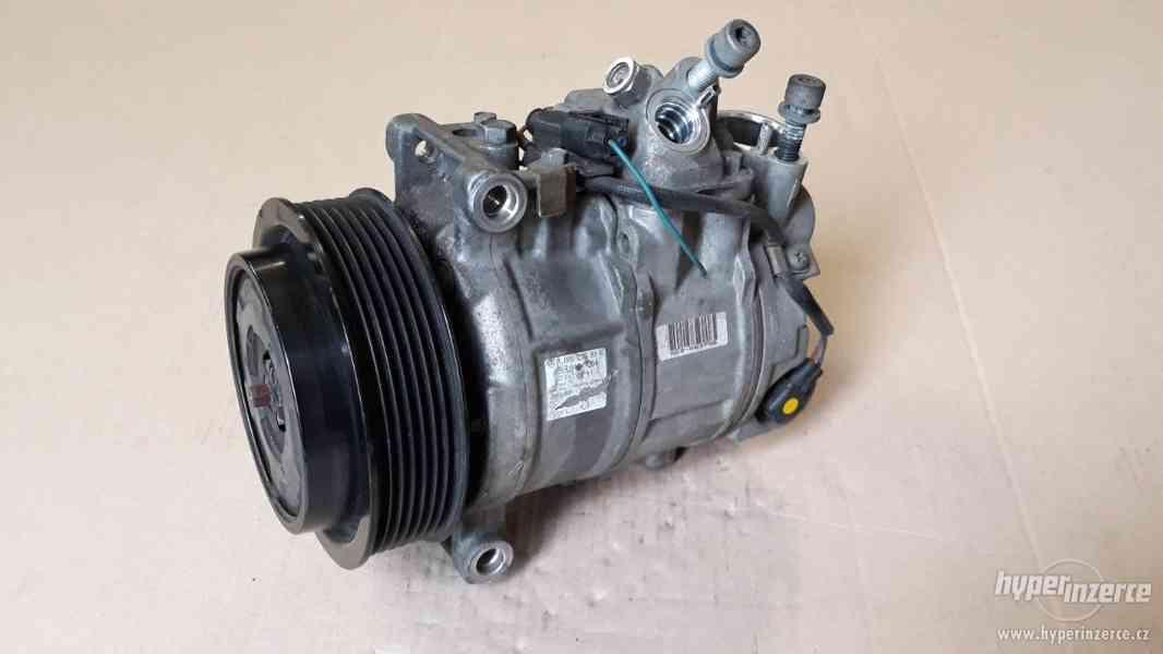 Kompresor klimatizace Mercedes SLK R171 Kompressor