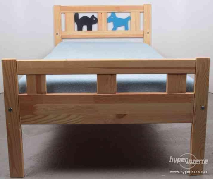 Prodám dětskou postel Ikea