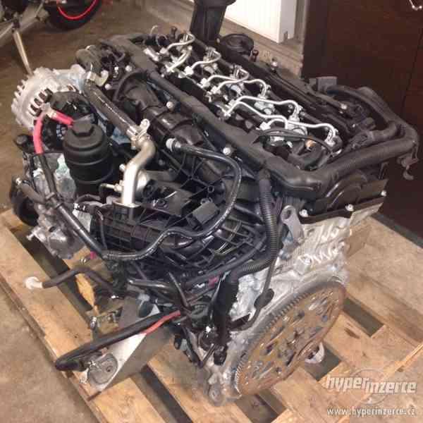 Motor BMW X5, X5