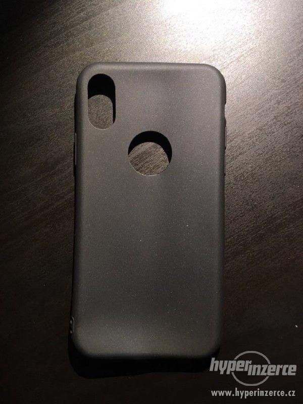 iPhone X & iPhone SE kryt - foto 2