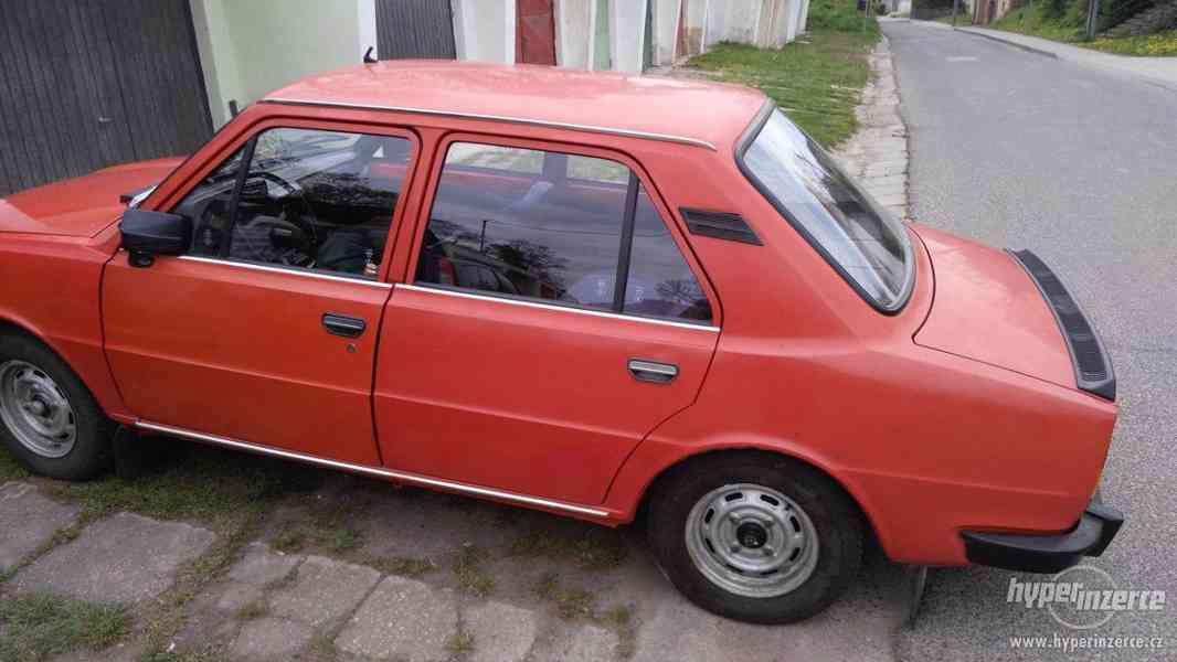 Prodám Škodu 120L