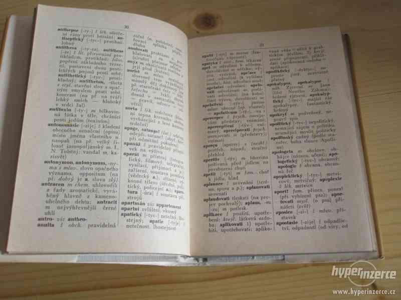 Kapesní slovník cizích slov - foto 3