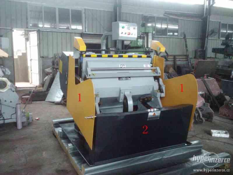 Příklopový stroj ML - foto 4