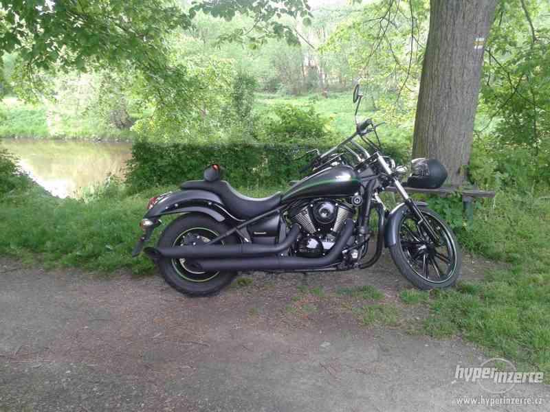 Kawasaki vn 900 Custom - foto 2