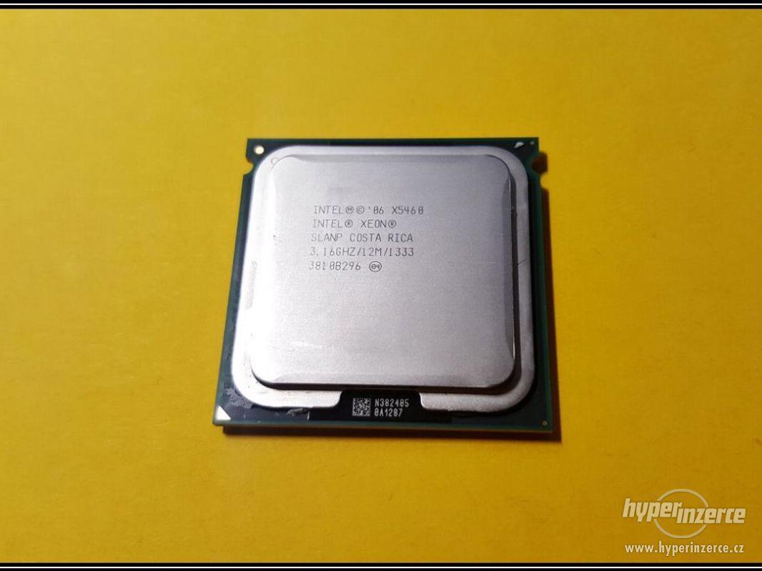 Intel Xeon Processor X5460, 3.16 GHz, SLANP - foto 1