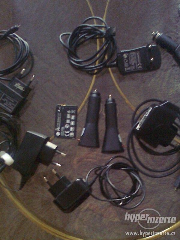 Prodám různé nabiječky na mobil - foto 3