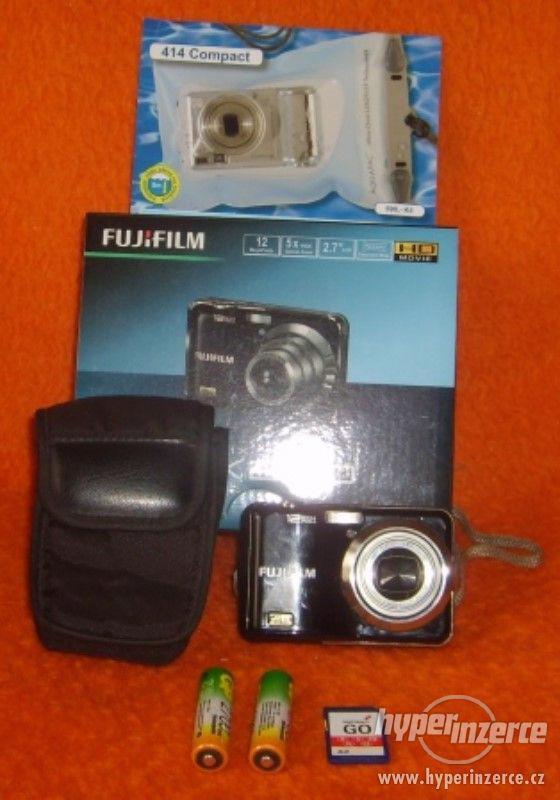 Fujifilm FinePix AX200 - foto 1