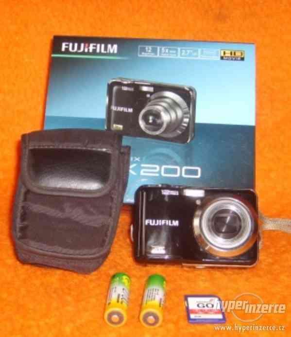 Fujifilm FinePix AX200 - foto 3