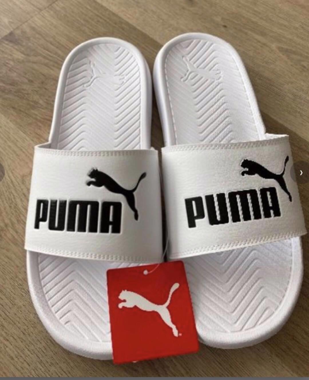 Nové pantofle puma vel.-44,5 - foto 1