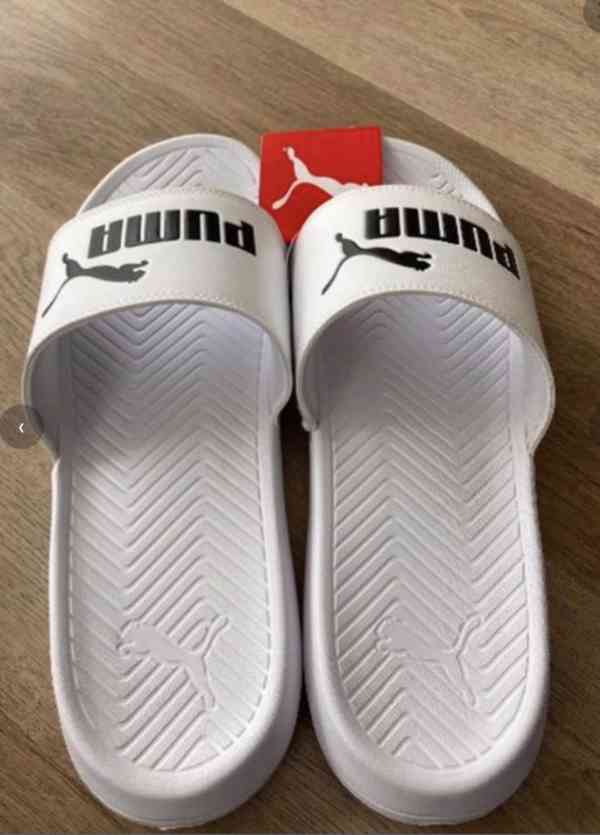 Nové pantofle puma vel.-44,5 - foto 2