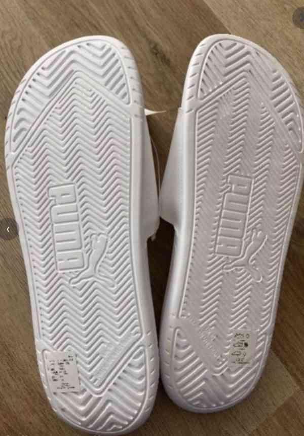 Nové pantofle puma vel.-44,5 - foto 3