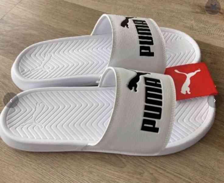 Nové pantofle puma vel.-44,5 - foto 4