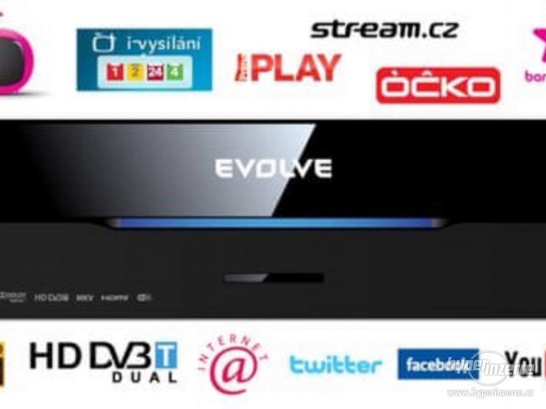 Multimediální centrum Evolve All in one za lidovku !!! - foto 1