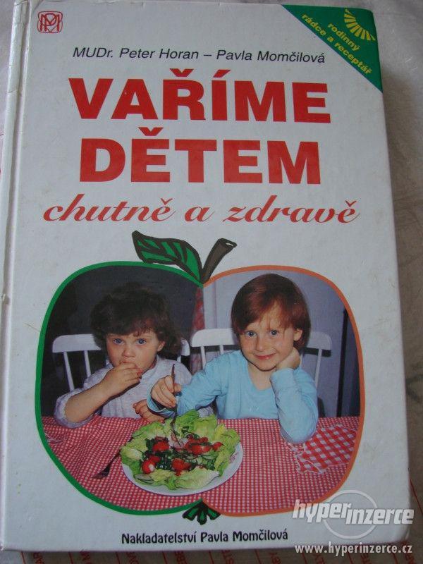 Dětské knihy pro maminky o dětech - strava, péče, výchova