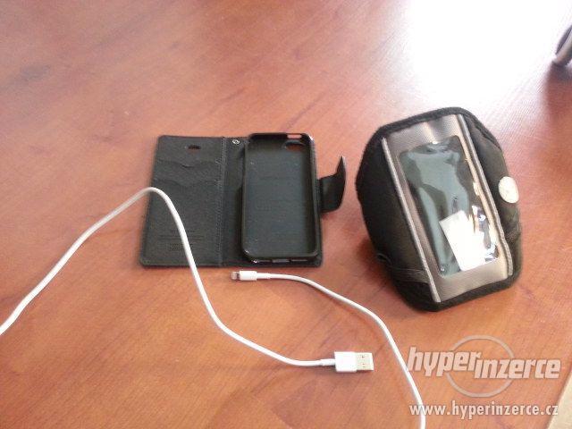 prodám pouzdro na iPhone SE + pouzdro na běhání