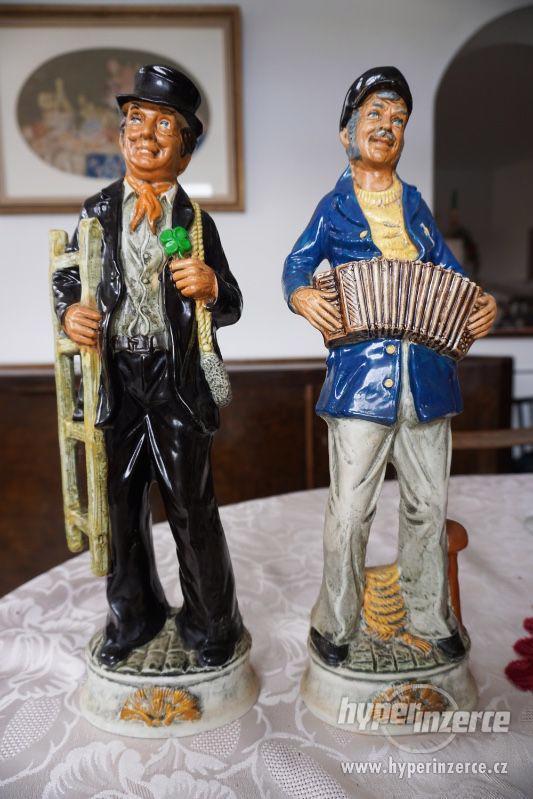 Italské keramické figurky