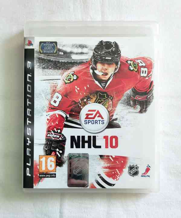 PS3 - NHL 10