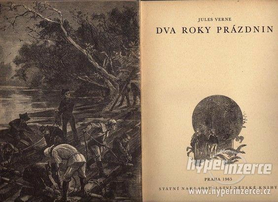 Jules Verne - Dva roky prázdnin - 1965