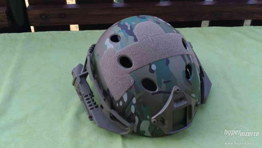 helma včetně masky - foto 3