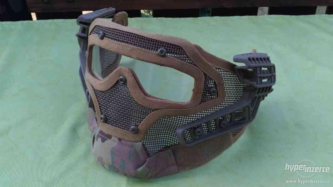 helma včetně masky - foto 4