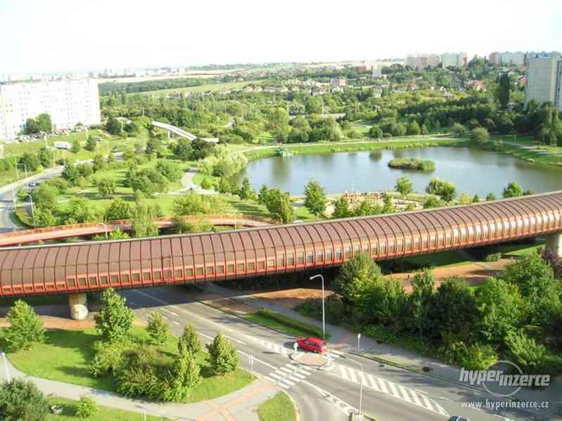 Pěkný byt 3+1, 90 m2, Praha 5 u metra Nové Butovice