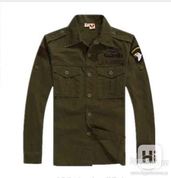 Vojenská košile US Army Airborne