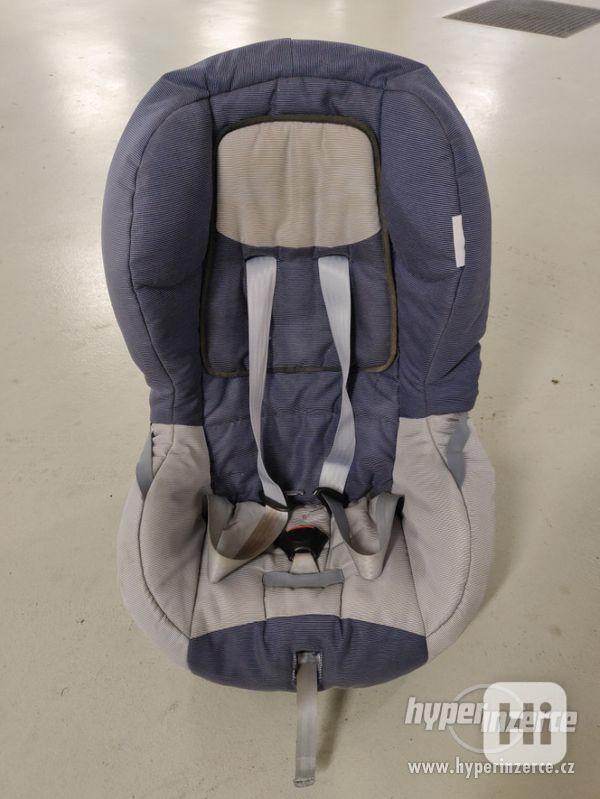 Detska autosedacka / sedacka do auta - foto 1