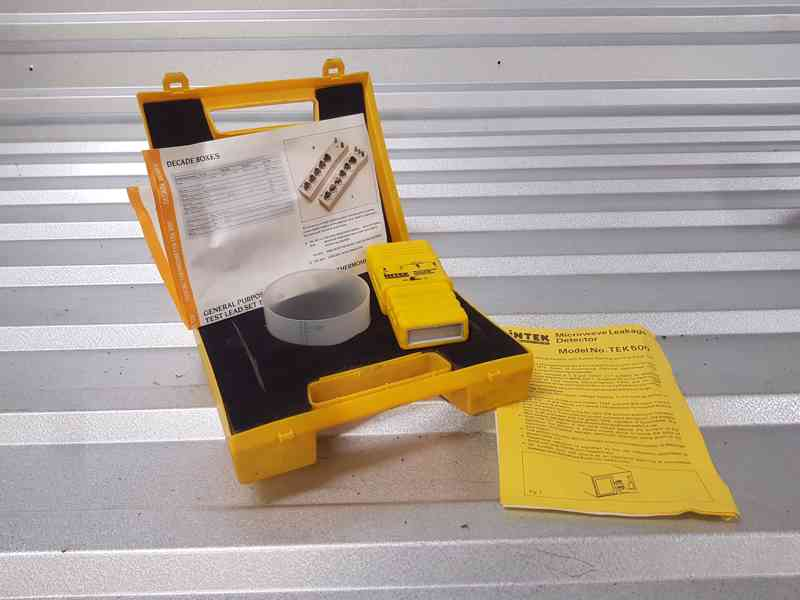 Microwave leakage detector INTEC - TEC 500 - foto 2