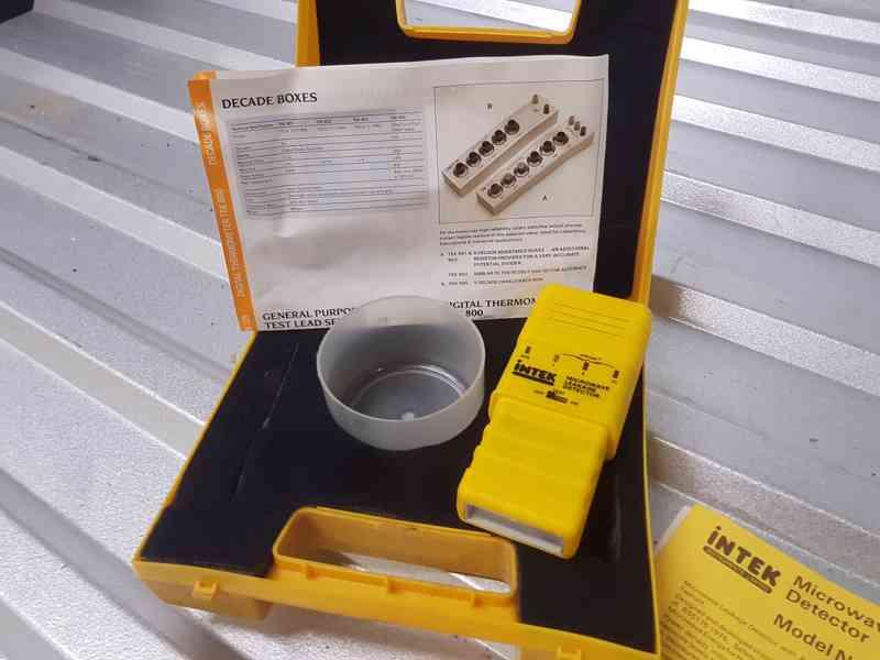 Microwave leakage detector INTEC - TEC 500 - foto 3
