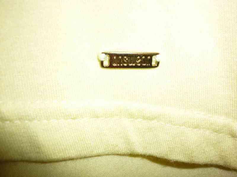 Vanilkově žlutá tunika / šaty Answear - foto 6